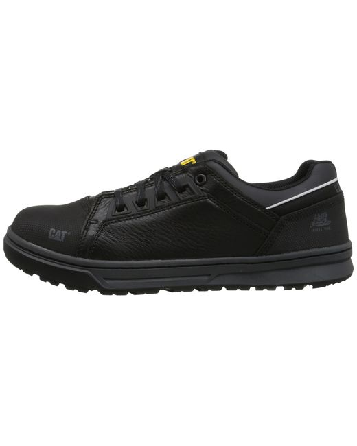 Caterpillar | Black Concave Lo Steel Toe for Men | Lyst