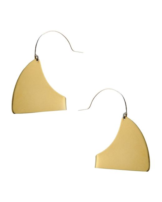 Fay Andrada | Metallic Earrings | Lyst