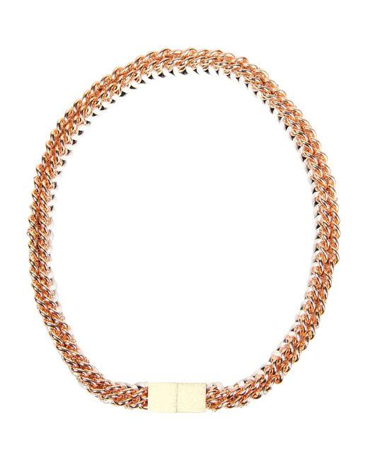 Bex Rox | Metallic Necklace | Lyst