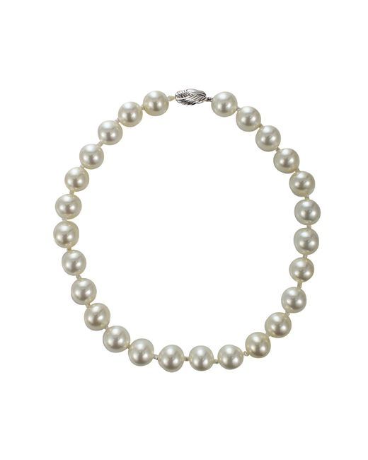 Fantasia Jewelry | White Pearl Necklace | Lyst