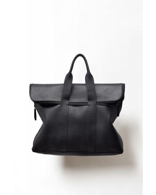 3.1 Phillip Lim - Black 31 Hour Bag for Men - Lyst