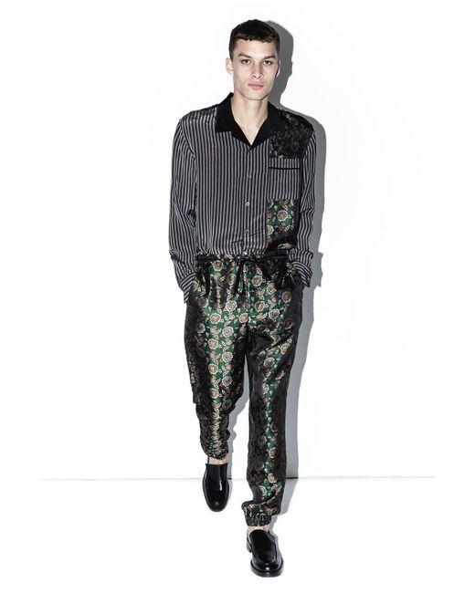 3.1 Phillip Lim | Multicolor Floral Jacquard Track Pant for Men | Lyst