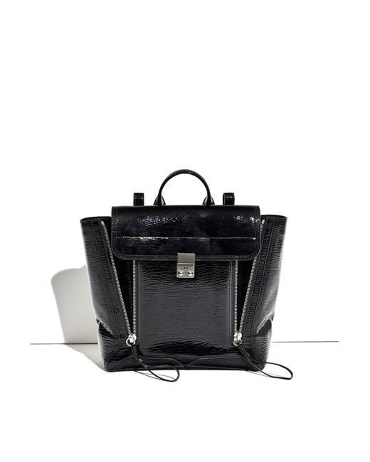 3.1 Phillip Lim - Black Pashli Backpack - Lyst