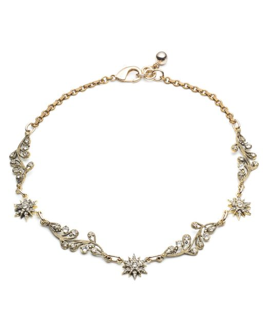 Lulu Frost | Metallic Lf X Brides Everlasting Necklace | Lyst