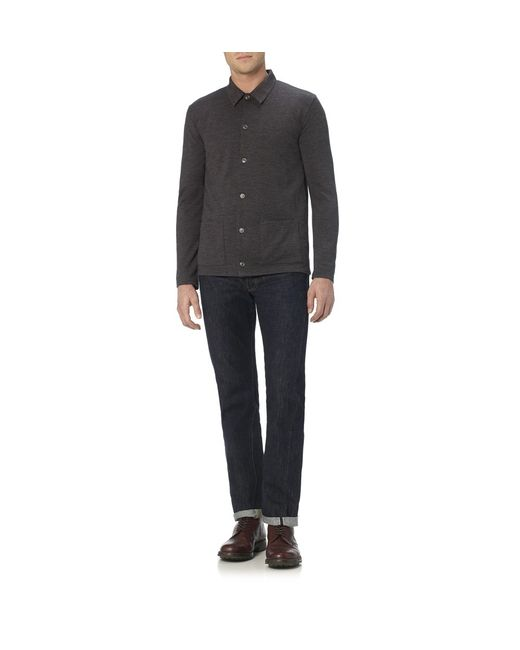 Sunspel | Gray Men's Vintage Wool Jacket for Men | Lyst