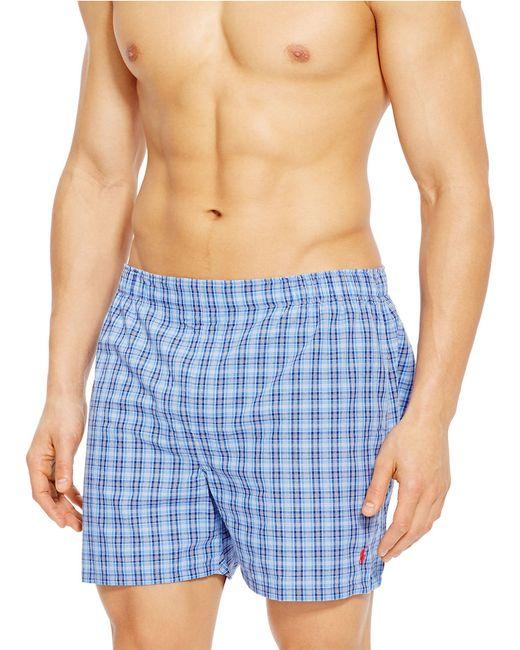 polo ralph lauren mens underwear solid stretch cotton