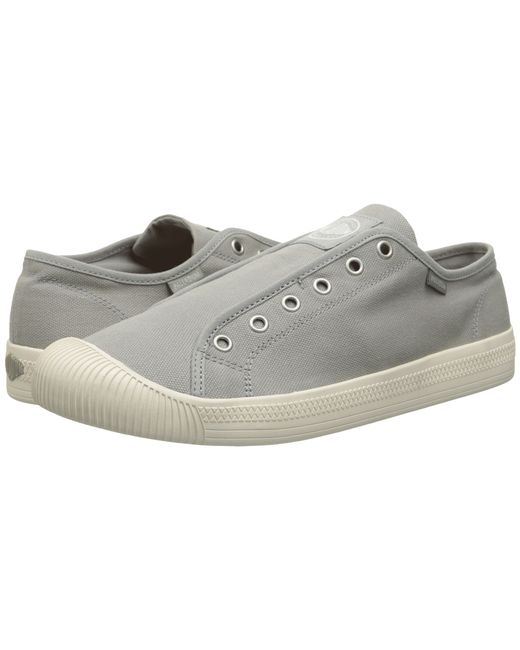 Palladium | Gray Flex Slip-on for Men | Lyst