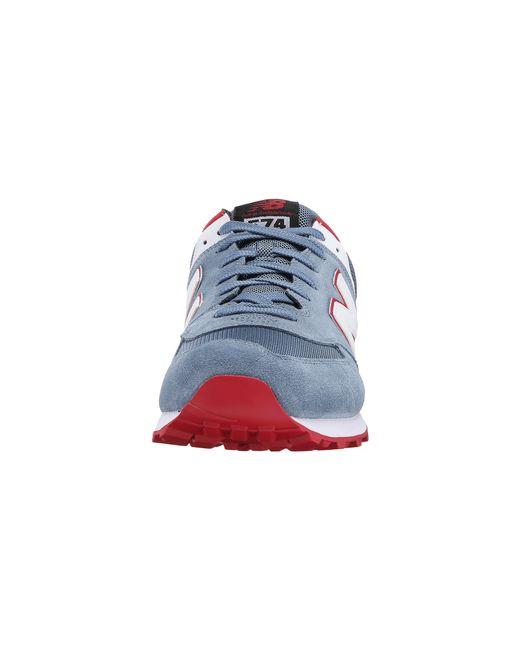 New Balance   Blue Men's Vazee Rush Running Shoe for Men   Lyst