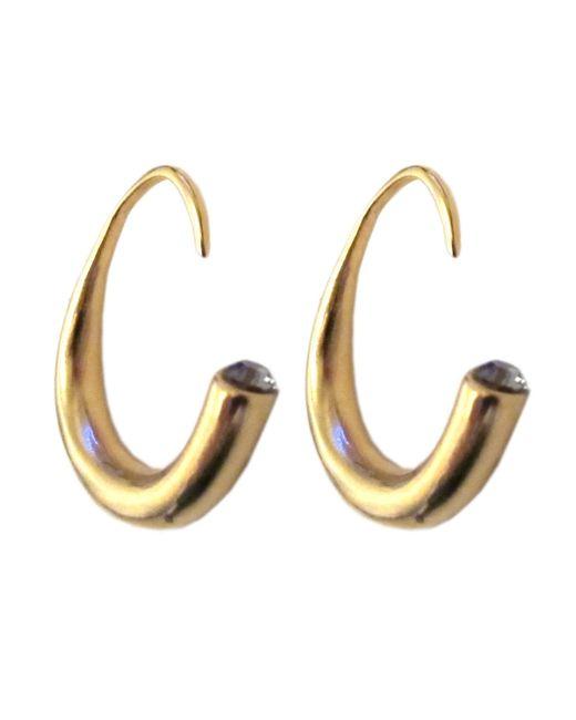 Jill Golden | Yellow Montgomery Earring | Lyst