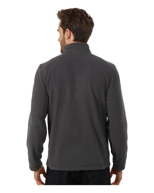 The North Face | Gray Tka 100 Glacier 1/4 Zip for Men | Lyst