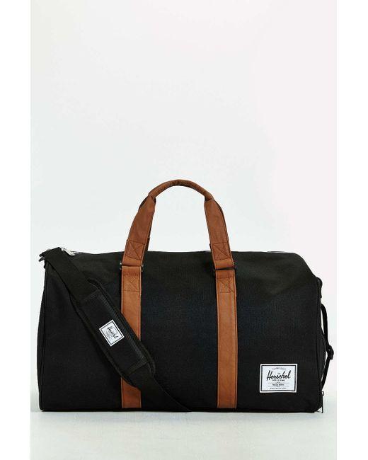 Herschel Supply Co. | Black Novel Weekender Duffle Bag for Men | Lyst