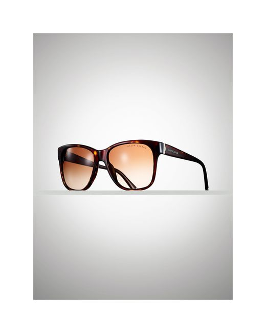Pink Pony | Metallic Western Square Sunglasses for Men | Lyst