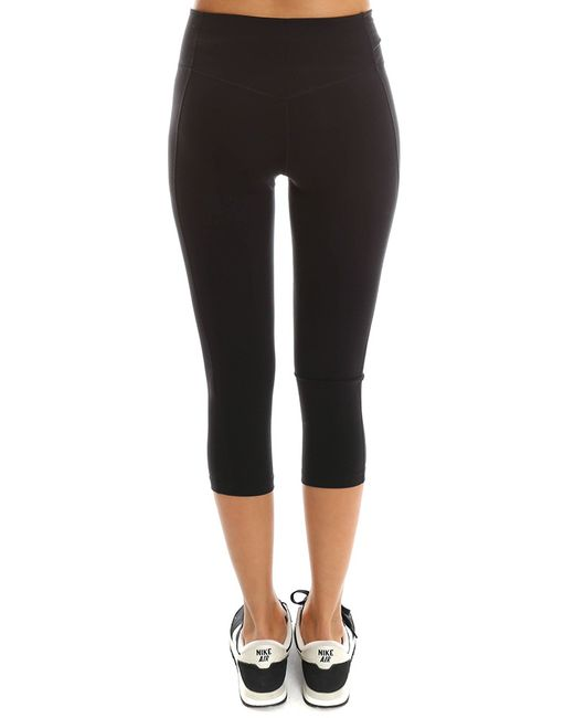 Nike | Black Capri Tight | Lyst