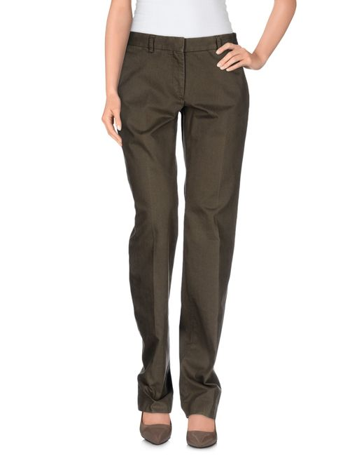Aspesi | Natural Casual Pants | Lyst