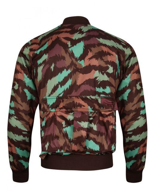 jeremy scott x adidas cartoon camo fisherman bomber jacket. Black Bedroom Furniture Sets. Home Design Ideas