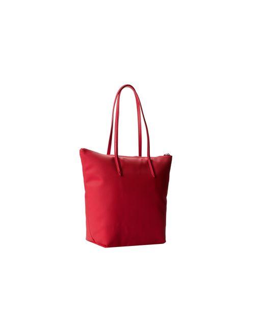 Lacoste | Pink L.12.12 Concept M1 Vertical Tote Bag | Lyst