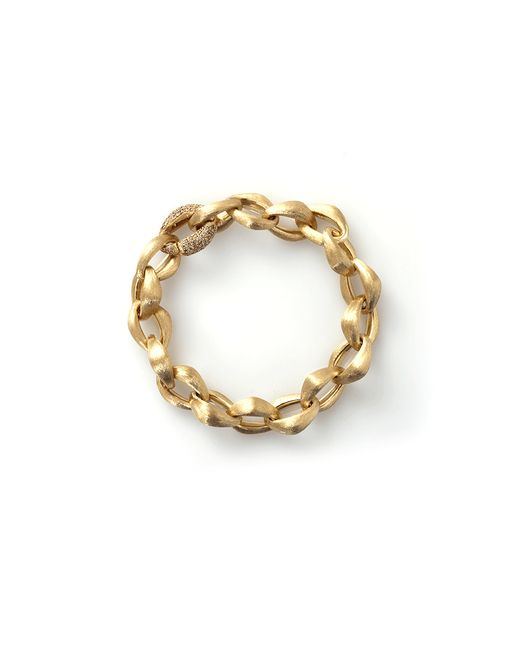 Yvel | Natural Satin Finish Chain Bracelet | Lyst