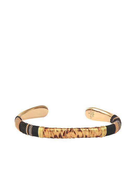Gas Bijoux | Metallic Exclusive Massai Bracelet | Lyst