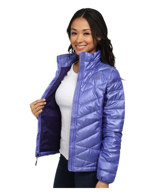 The North Face | Purple Aconcagua Jacket | Lyst