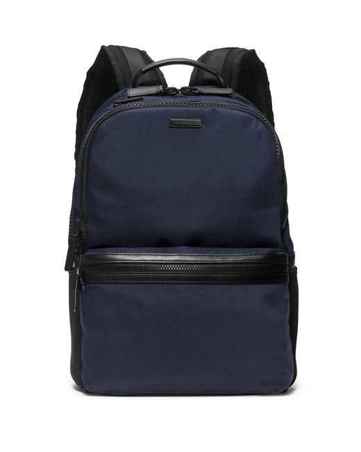 Michael Kors | Blue Parker Nylon Backpack for Men | Lyst