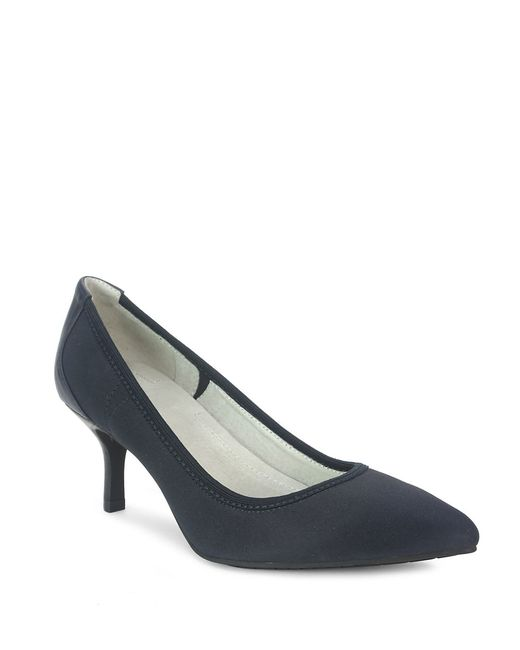 Tahari | Blue Toby Pumps | Lyst