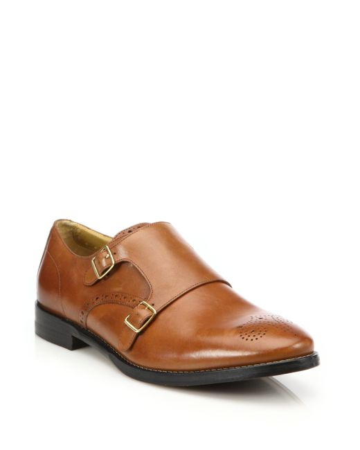 Cole Haan Monk Strap