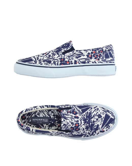 Sperry Top-Sider | Blue Low-tops & Sneakers for Men | Lyst