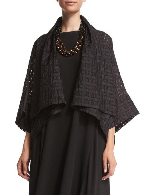 Eskandar | Black Jarina Multi-strand Short Necklace | Lyst