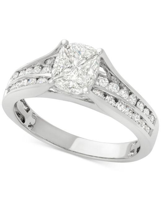 Macy's Cushella Diamond Engagement Ring (1-1/4 Ct. T.w
