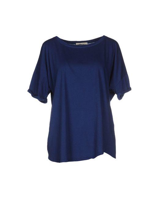 Nioi | Blue T-shirt | Lyst