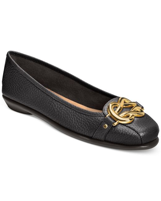 Aerosoles | Black High Bet Flats | Lyst