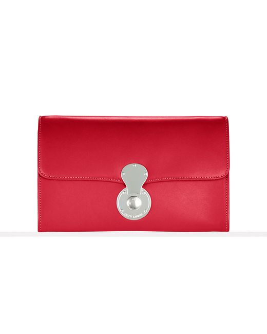 Pink Pony | Red Soft Ricky Chain Wallet | Lyst