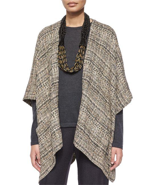 Eskandar | Brown Acai & Horn Multi-strand Necklace | Lyst