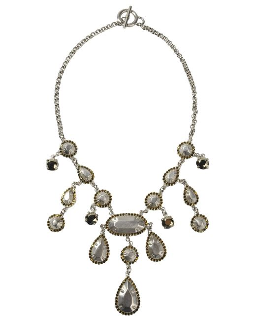 Ermanno Scervino | Metallic Necklace | Lyst