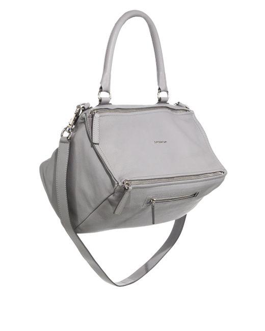 Givenchy | White Pandora Medium Shoulder Bag | Lyst