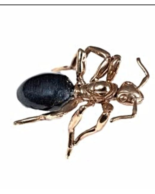 Bernard Delettrez   Metallic Ant Brooch   Lyst