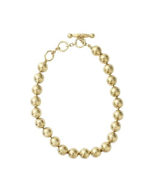 Vaubel | Metallic Ball Necklace | Lyst
