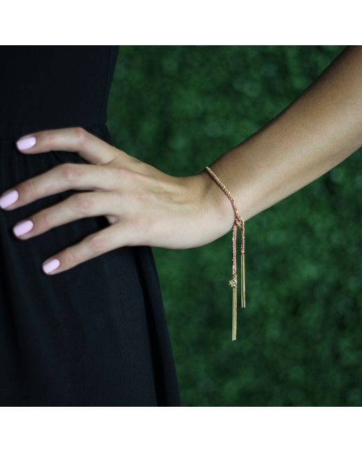 Carolina Bucci | Pink Friendship Lucky Bracelet | Lyst