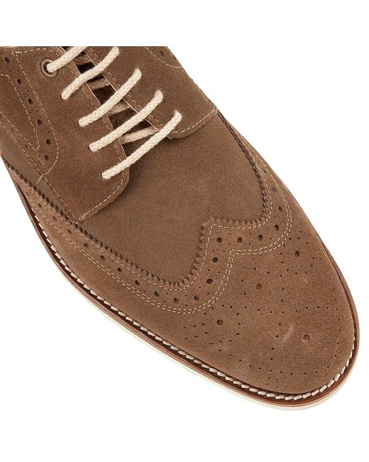 Lotus | Green Wincanton Lace Up Casual Brogues for Men | Lyst