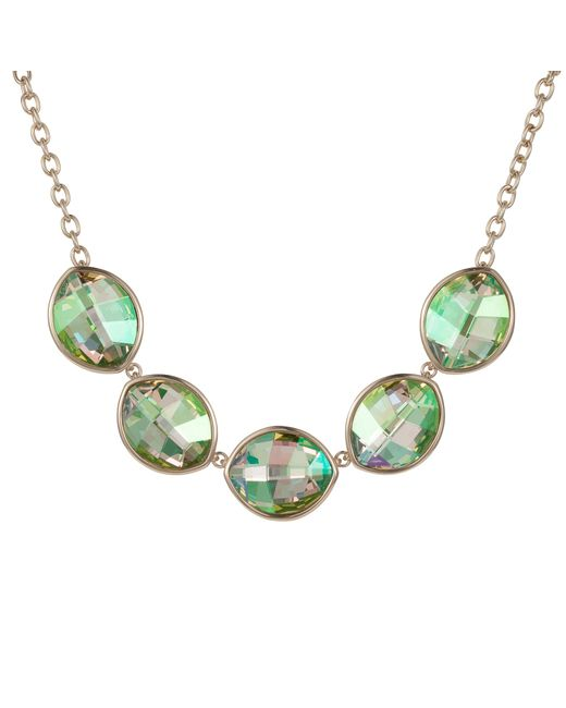 Aurora | Metallic Statement Necklace | Lyst