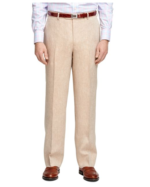 Find mens cream linen pants at ShopStyle. Shop the latest collection of mens cream linen pants from the most popular stores - all in one place.