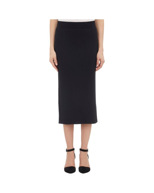 Rated 2 out of 5 by marthas from too long for me this skirt was too long for me as i am 5 foot tall Date published: Rated 5 out of 5 by kjarm from Perfectly comfortable My third time to order this as it's so comfortable & a perfect length/5().