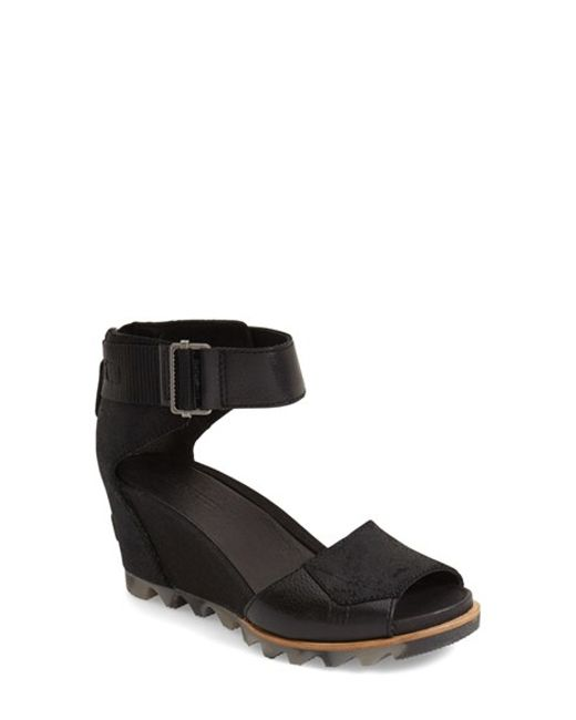 Sorel Joanie Wedge Sandal Sale