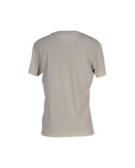 CoSTUME NATIONAL | Gray T-shirt for Men | Lyst