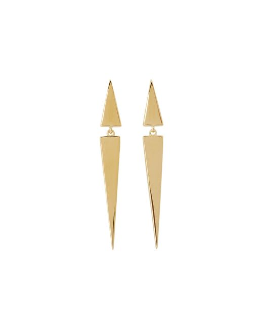 Elizabeth and James | Metallic Itten Earrings | Lyst