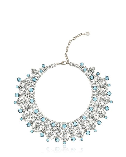 Tom Binns | Blue Soft Focus Necklace | Lyst