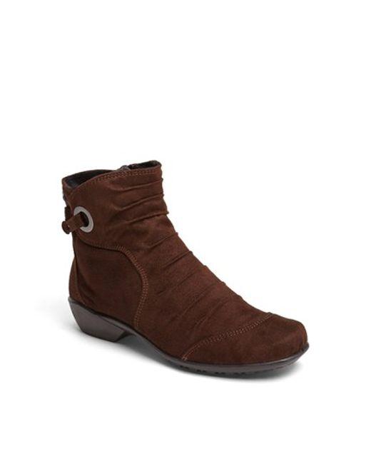 Romika   Brown Romika 'citytex 121' Boot   Lyst