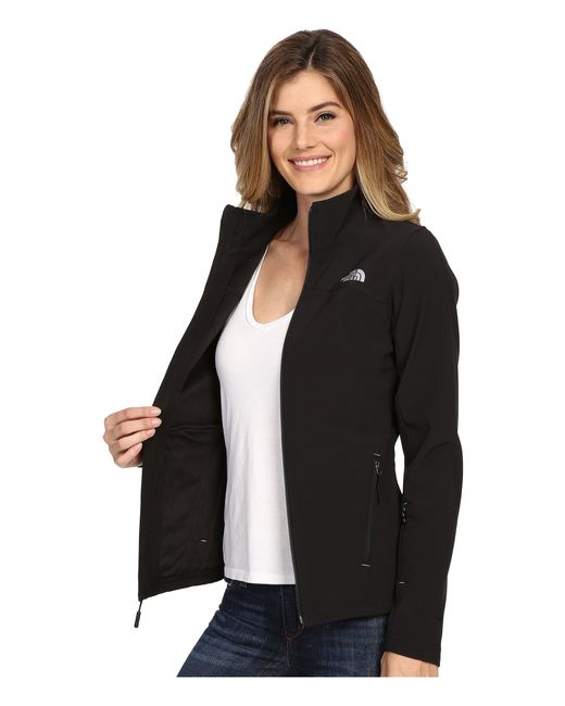 The North Face   Black Apex Shellrock Jacket   Lyst