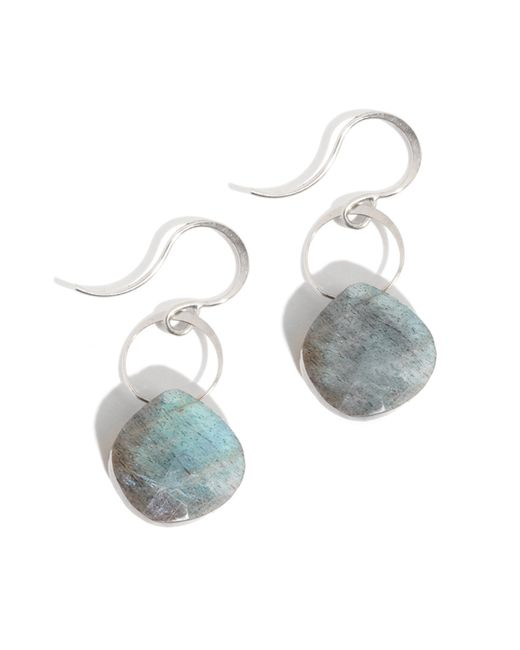 Melissa Joy Manning | Metallic Large Labradorite Drop Earrings | Lyst