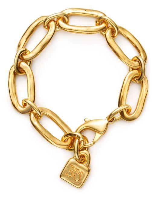 Uno De 50 | Metallic Awesome Bracelet | Lyst